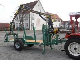 Hydraulický jeřáb Farma