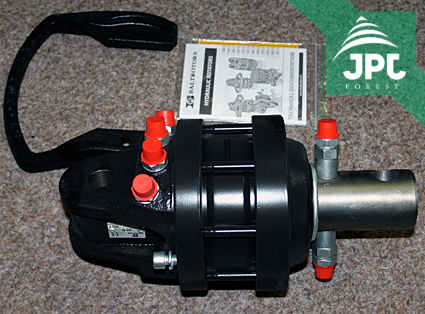 Hydraulický rotátor GR 46